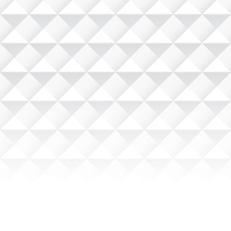 on white: White abstract background vector.