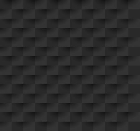Noir abstrait vecteur de fond.