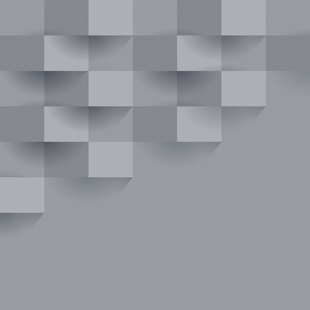 gray: Gray abstract background vector.