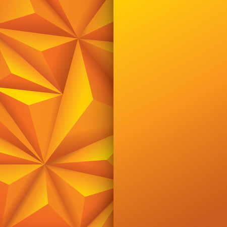 orange abstract: Orange abstract background vector.