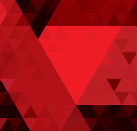 Red and black abstract background vector.