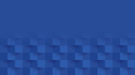 Blue abstract background vector with blank space for text. Ilustrace