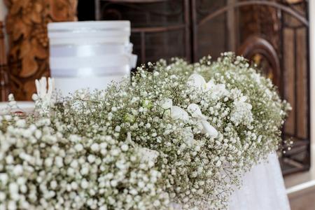fleurs des champs: Mariage d�cor de fleurs d�corent la table