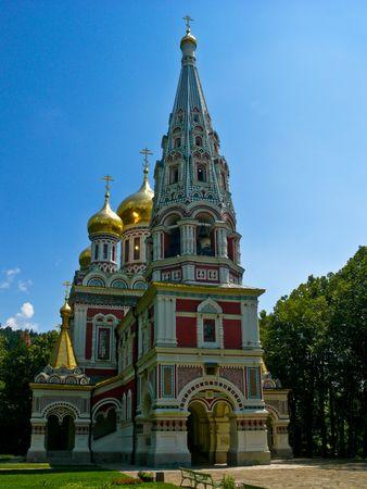 Russian Church in Bulgaria