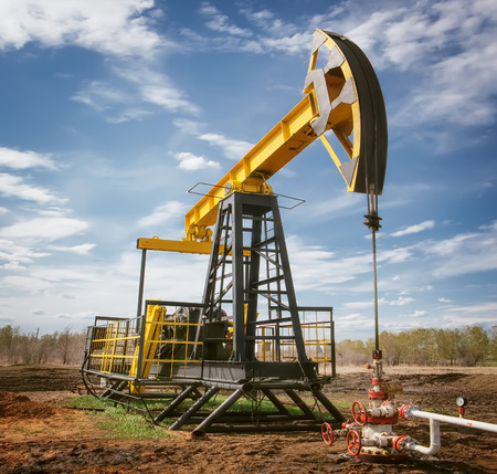 industrial objects equipment: Oil industry