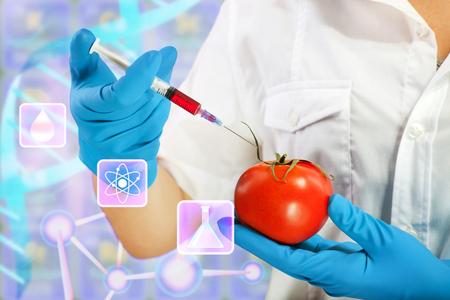 modification: genetic modification