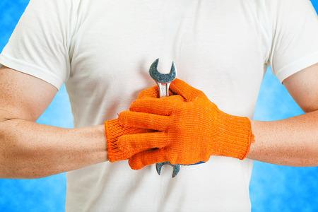 class maintenance: repairman
