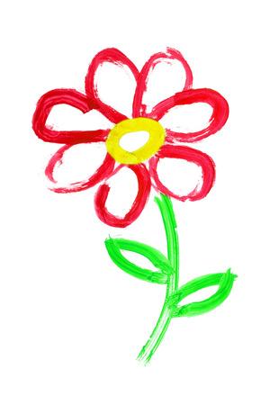 dessin fleurs: dessin de fleurs