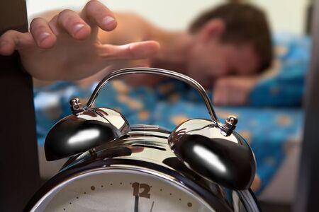 despertarse: hora de despertar