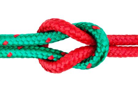 Knoten Standard-Bild - 52610440