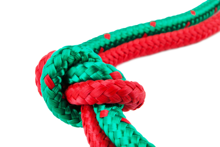 tied: tied knot