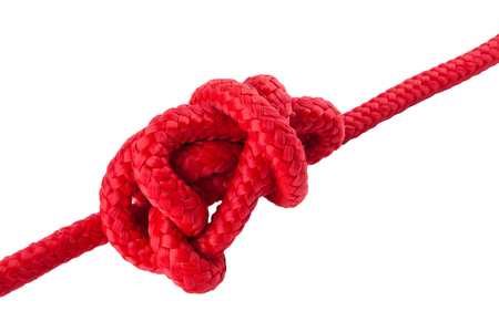tied knot: tied knot