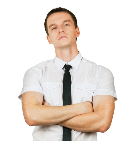 displeased: displeased manager