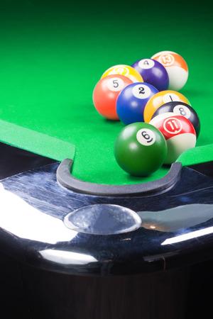 billiard: billiard game