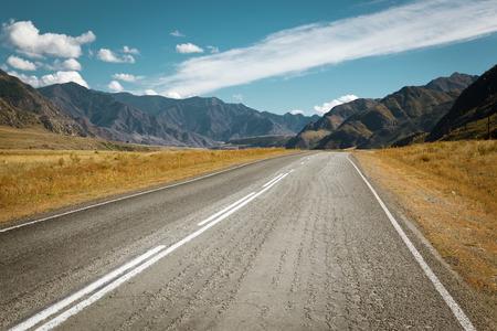 non marking: prairie highway
