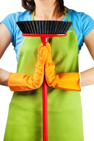 domestic staff: zen cleaning