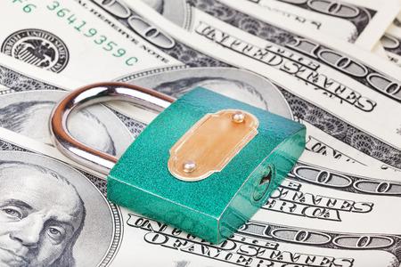 vaulted door: money security
