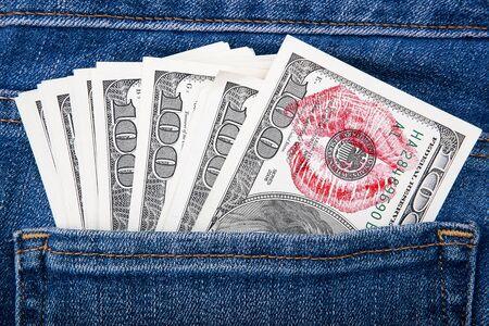 pochette: money in my pocket