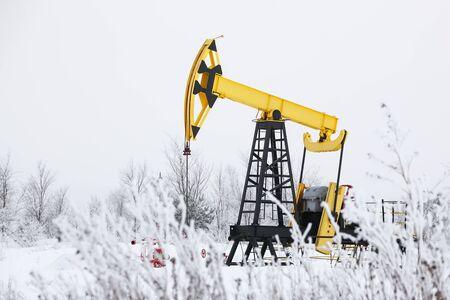 pump jack: oil pump jack