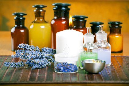 upperdeck view: lavender aromatherapy