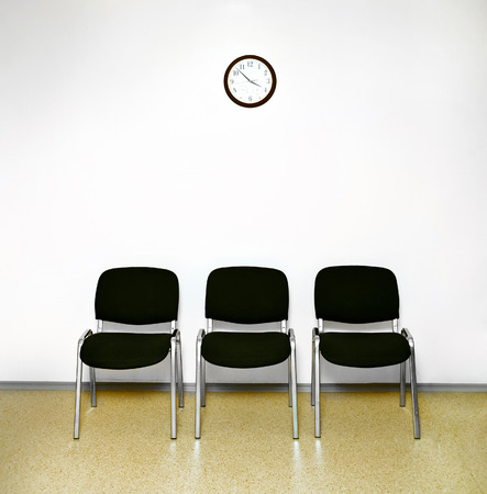 room: waiting room Stock Photo