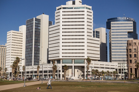 aviv: Tel Aviv Promenade