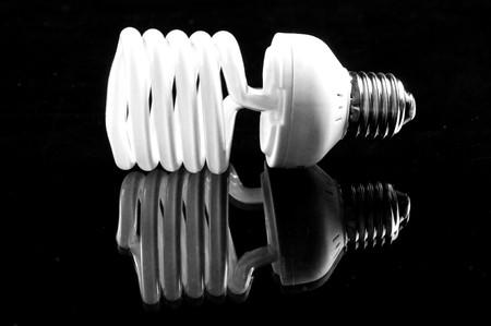 ahorro energia: bombilla de ahorro de energ�a