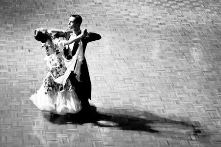 Polish championship in the ballroom dance March 12 in Szczecin 2011, Poland