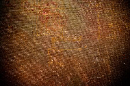Texture old canvas fabric as background Stock Photo - 15298923