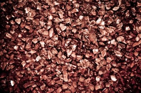 saffier: Veel kleine robijn diamant stenen, luxe achtergrond