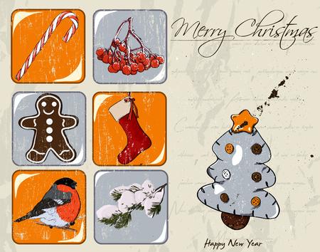 Christmas poster photo
