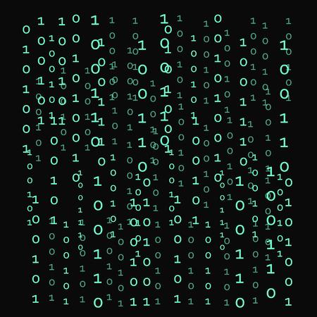 Random numbers code screen listing table cyphe