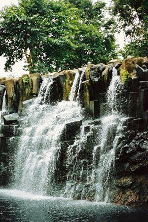 Rochester Falls, Mauritius Banque d'images