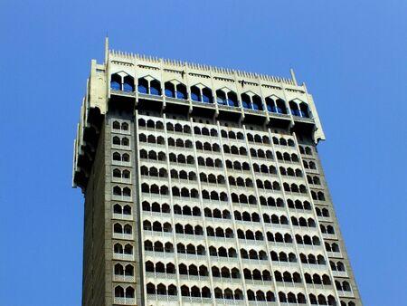 Modern Taj Hotel in Mumbai