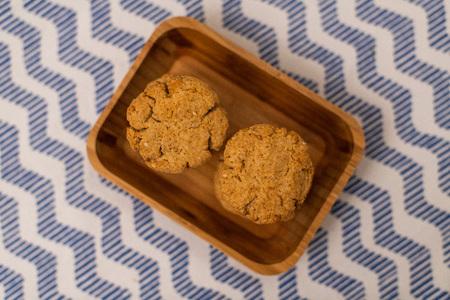 oatmeal white cheese cookies