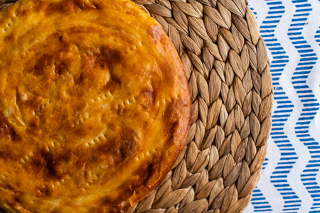 Kete, Traditional Turkish Pastry.