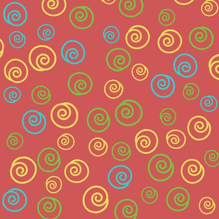 frizz: Seamless abstract hand-drawn pattern,  background. Can be used for wallpaper, pattern fills, web page, textures.
