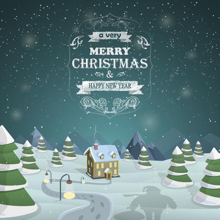 Kerst Huis Royalty-Vrije Foto\'s, Plaatjes, Beelden En Stock Fotografie