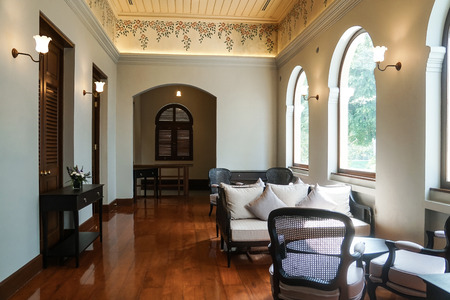 thai traditional interior design antique furniture colonial victorian style