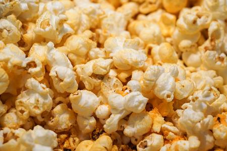 popcorn al gusto di formaggio