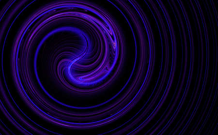 abstract rotation fractal background for art and print