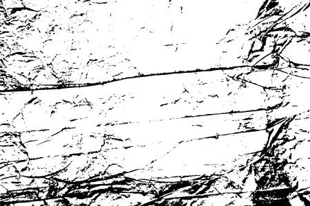 tramée Distressed grunge texture - papier froissé fond