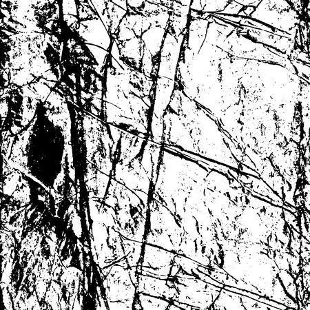 Distressed mezzitoni grunge texture - carta stropicciata sfondo