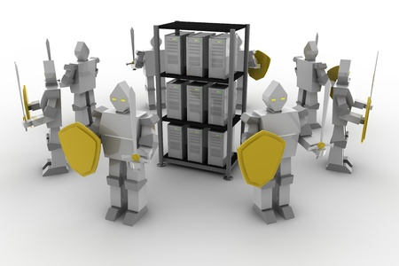a watchman: Security Server