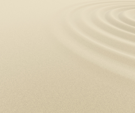 Desert Ripple Фото со стока