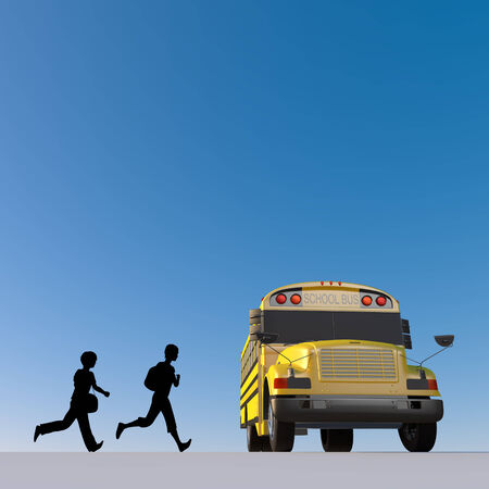attend: Student  attend school