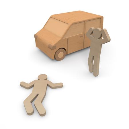 交通事故外傷