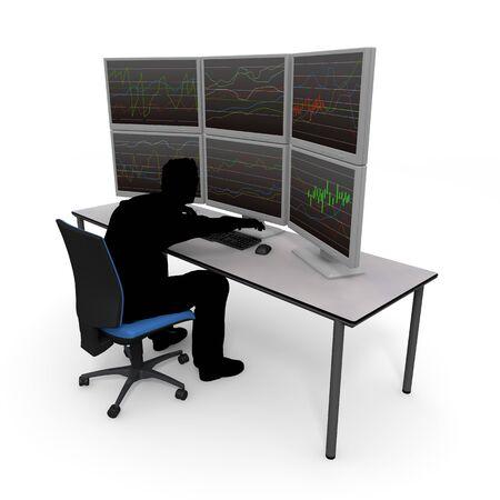 個人投資家資産管理