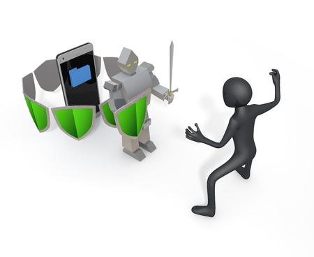 Smartphonedatasecurity  virus