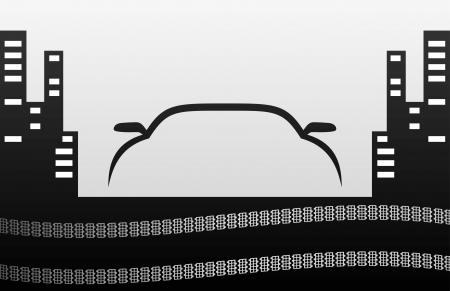 black cab: Vector  Car